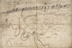 John Adair – county maps 1680-1720