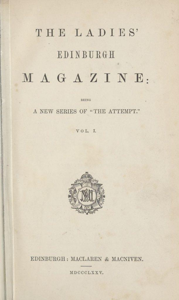 The Ladies' Edinburgh Magazine