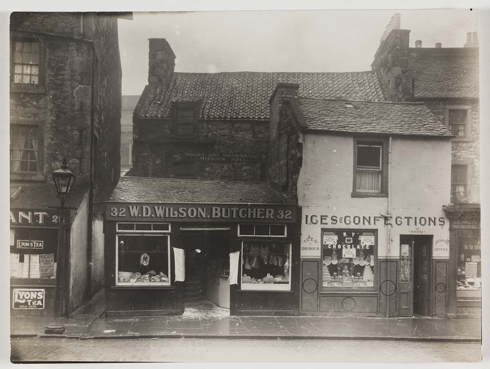 Photographs of the South Side of Edinburgh