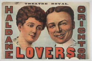Theatre Posters 1870-1900