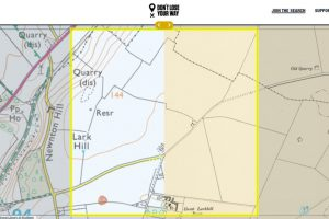 Finding lost footpaths using GB1900