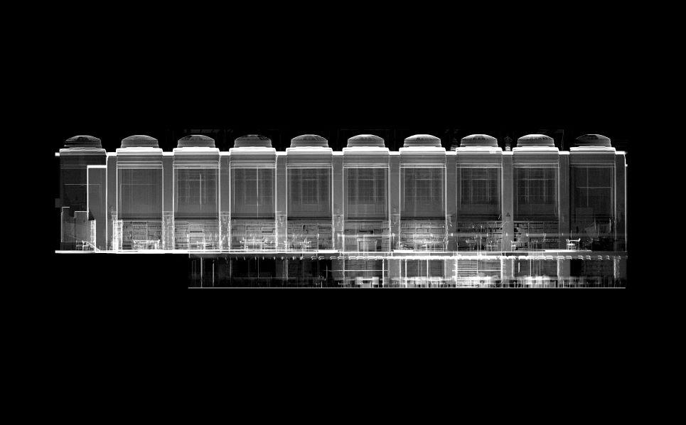 Visualisation of reading room